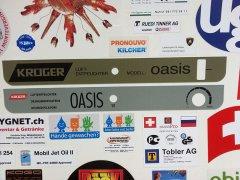 Industriedruck Tastatur